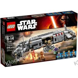 75140 TRANSPORT RUCHU OPORU (Resistance Troop Transporter) KLOCKI LEGO STAR WARS  Playmobil