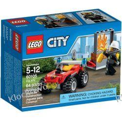 60105 STRAŻACKI QUAD (Fire ATV) KLOCKI LEGO CITY