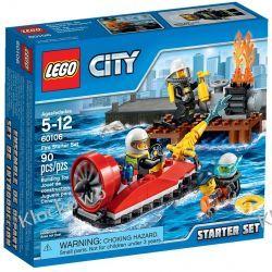 60106 STRAŻACY-ZESTAW STARTOWY (Fire Starter Set) KLOCKI LEGO CITY
