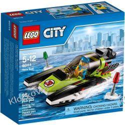 60114 ŁÓDŹ WYŚCIGOWA (Race Boat) KLOCKI LEGO CITY