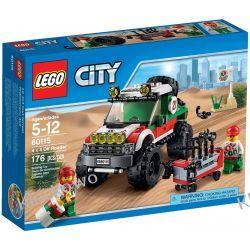 60115 WYŚCIGÓWKA (4 x 4 Off Roader) KLOCKI LEGO CITY