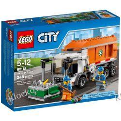 60118 ŚMIECIARKA (Garbage Truck) KLOCKI LEGO CITY