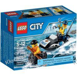 60126 UCIECZKA NA KOLE (Tire Escape) KLOCKI LEGO CITY