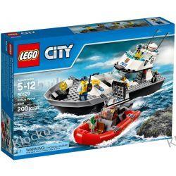 60129 POLICYJNA ŁÓDŹ PATROLOWA (Police Patrol Boat) KLOCKI LEGO CITY Harry Potter