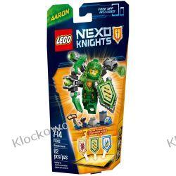 70332 AARON (Ultimate Aaron) KLOCKI LEGO NEXO KNIGHTS