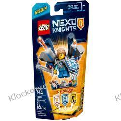 70333 ROBIN (Ultimate Robin) KLOCKI LEGO NEXO KNIGHTS Castle