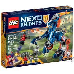70312 MECHANICZNY KOŃ LANCE'A (Lance's Mecha Horse) KLOCKI LEGO NEXO KNIGHTS Castle