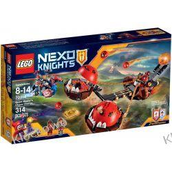 70314 RYDWAN WŁADCY BESTII (Beast Master's Chaos Chariot) KLOCKI LEGO NEXO KNIGHTS Playmobil