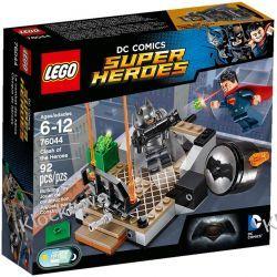 76044 WYZWANIE BOHATERÓW (Clash of the Heroes) - KLOCKI LEGO SUPER HEROES Playmobil