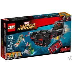 76048 ATAK ŻELAZNEJ CZASZKI (Iron Skull Sub Attack) - KLOCKI LEGO SUPER HEROES Kompletne zestawy
