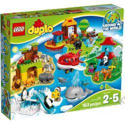10805 DOOKOŁA ŚWIATA (Around the World) KLOCKI LEGO DUPLO  Kompletne zestawy