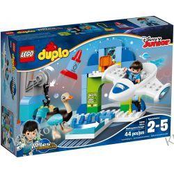 10826 STATEK KOSMICZNY MILESA (Miles' Stellosphere Hangar) KLOCKI LEGO DUPLO  Kompletne zestawy