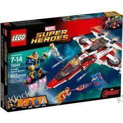 76049 KOSMICZNA MISJA (Avenjet Space Mission) - KLOCKI LEGO SUPER HEROES