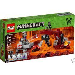 21126 - WITHER- KLOCKI LEGO MINECRAFT Pirates