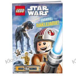 KSIĄŻKA LEGO® Star Wars™. Zadanie naklejanie