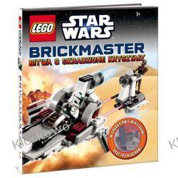 KSIĄŻKA LEGO® Star Wars™. Brickmaster. Bitwa o skradzione kryształy Minifigures