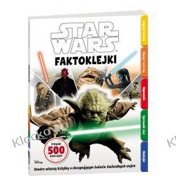 KSIĄŻKA STAR WARS™. Faktoklejki Książki dla dzieci i młodzieży