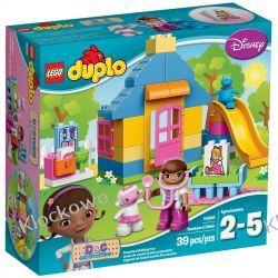 10606 KLINIKA DLA PLUSZAKÓW (Doc McStuffins Backyard Clinic) KLOCKI LEGO DUPLO  Kompletne zestawy