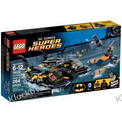 76034 POŚCIG W ZATOCE (Batboat Harbor Pursuit) - KLOCKI LEGO SUPER HEROES Friends