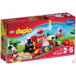 10597 PARADA URODZINOWA MIKI I MINNIE (Mickey & Minnie Birthday Parade) KLOCKI LEGO DUPLO  Playmobil