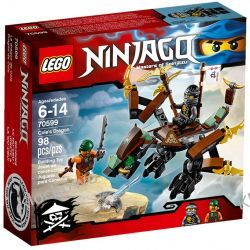 70599 SMOK COLE'A (Cole's Dragon) KLOCKI LEGO NINJAGO Playmobil