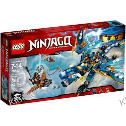 70602 SMOK JAYA (Jay's Elemental Dragon) KLOCKI LEGO NINJAGO Kompletne zestawy