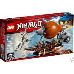 70603 PIRACKI STEROWIEC (Raid Zeppelin) KLOCKI LEGO NINJAGO Kompletne zestawy