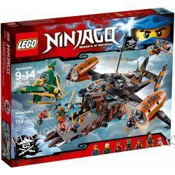 70605 TWIERDZA NIESZCZĘŚCIA (Misfortune's Keep) KLOCKI LEGO NINJAGO Kompletne zestawy