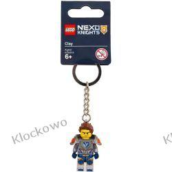 853521 BRELOK RYCERZ CLAY (Clay Key Chain) LEGO GADŻETY Friends
