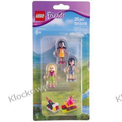 853556 ZESTAW LEGO FRIENDS (Friends Mini-Doll Campsite Set) -LEGO GADŻETY
