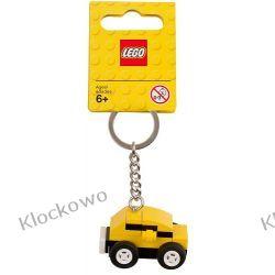 853573 BRELOK ŻÓŁTE AUTKO (Yellow Car Bag Charm)  LEGO GADŻETY