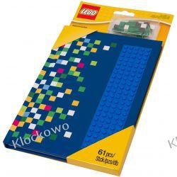 853569 NOTATNIK Z KLOCKAMI (Notebook with Studs) LEGO GADŻETY