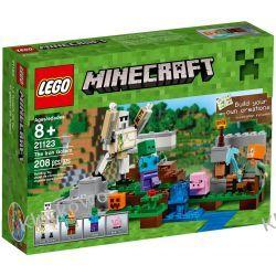 21123 - ŻELAZNY GOLEM (The Iron Golem)- KLOCKI LEGO MINECRAFT Kompletne zestawy