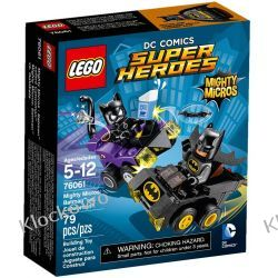 76061 BATMAN KONTRA KOBIETA-KOT (Batman vs. Catwoman) - KLOCKI LEGO SUPER HEROES