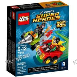 76062 ROBIN KONTRA BANE (Robin vs. Bane) - KLOCKI LEGO SUPER HEROES Friends