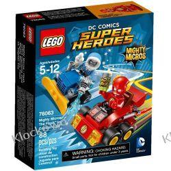 76063 FLASH KONTRA KAPITAN COLD (The Flash vs. Captain Cold) - KLOCKI LEGO SUPER HEROES Pirates
