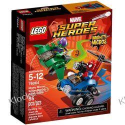 76064 SPIDERMAN KONTRA ZIELONY GOBLIN (Spider-Man vs. Green Goblin) - KLOCKI LEGO SUPER HEROES Playmobil