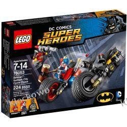 76053 POŚCIG ZA GOTHAM CITY (Gotham City Cycle Chase) - KLOCKI LEGO SUPER HEROES Kompletne zestawy