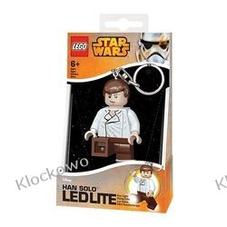 MINI LATARKA LED LEGO - HAN SOLO (Key Light Han Solo) - BRELOK W PUDEŁKU