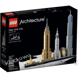 21028 - New York City - KLOCKI LEGO ARCHITECTURE Atlantis