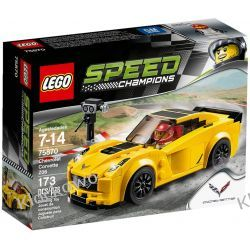 75870 Chevrolet Corvette Z06 KLOCKI LEGO SPEED CHAMPIONS Playmobil