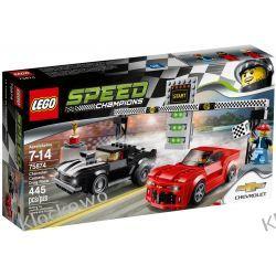 75874 Chevrolet Camaro Drag Race KLOCKI LEGO SPEED CHAMPIONS
