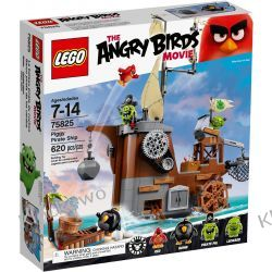 75825 STATEK PIRACKICH ŚWINEK (Piggy Pirate Ship) KLOCKI LEGO ANGRY BIRDS Racers