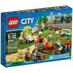 60134 ZABAWA W PARKU LEGO CITY (Fun in the Park - City People Pack) KLOCKI LEGO CITY