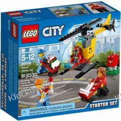 60100 LOTNISKO ZESTAW STARTOWY (Airport Starter Set) KLOCKI LEGO CITY