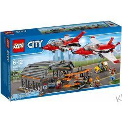 60103 POKAZY LOTNICZE (Airport Air Show) KLOCKI LEGO CITY Ninjago