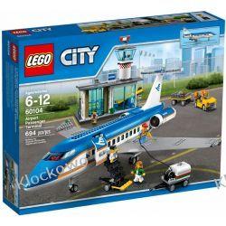 60104 LOTNISKOWY TERMINAL PASAŻERSKI (Airport Passenger Terminal) KLOCKI LEGO CITY Kompletne zestawy