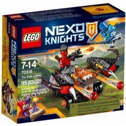 70318 KATAPULTA (The Glob Lobber) KLOCKI LEGO NEXO KNIGHTS Castle