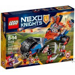 70319 GROMOWA MACZUGA MACY (Macy's Thunder Mace) KLOCKI LEGO NEXO KNIGHTS Castle