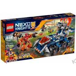 70322 POJAZD AXLA (Axl's Tower Carrier) KLOCKI LEGO NEXO KNIGHTS Castle